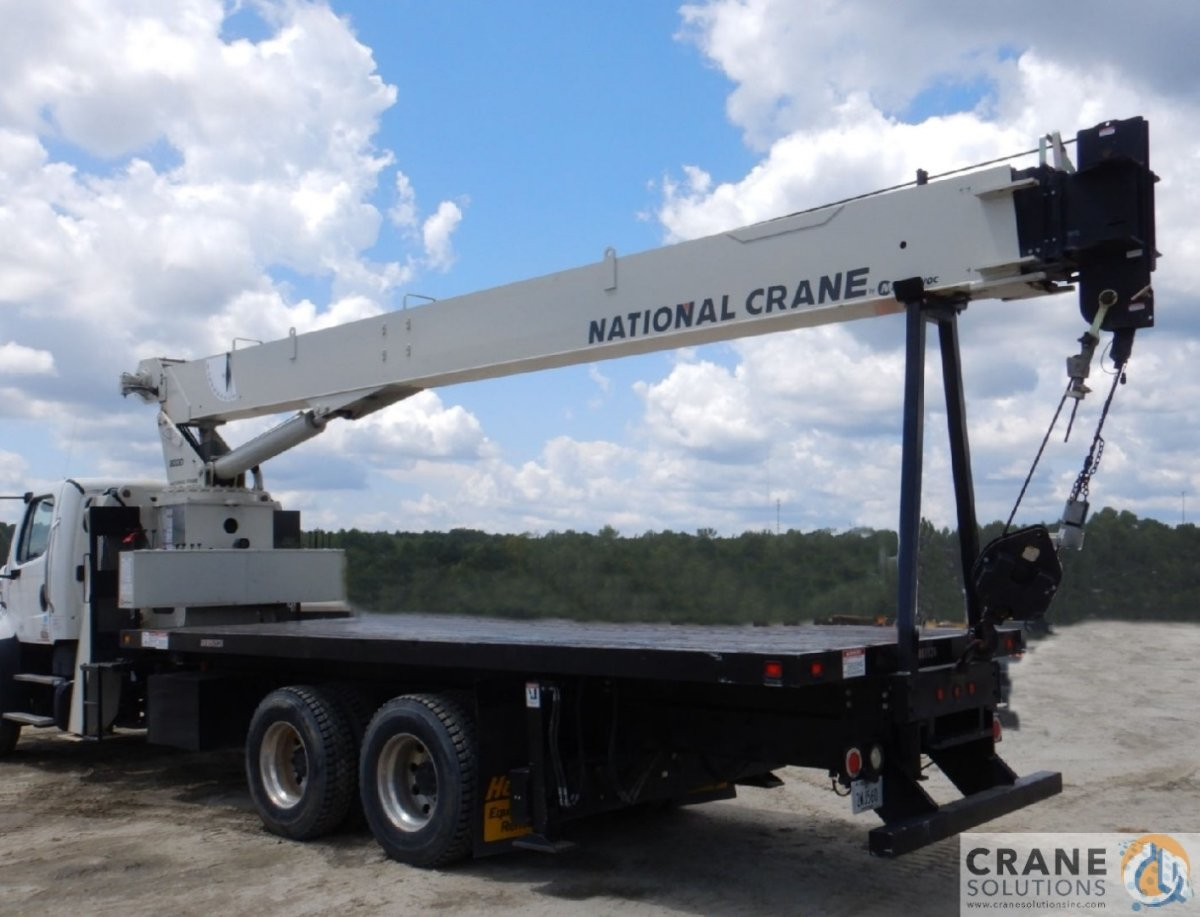 2015 National 800D Crane for Sale in Savannah Georgia on CraneNetwork.com