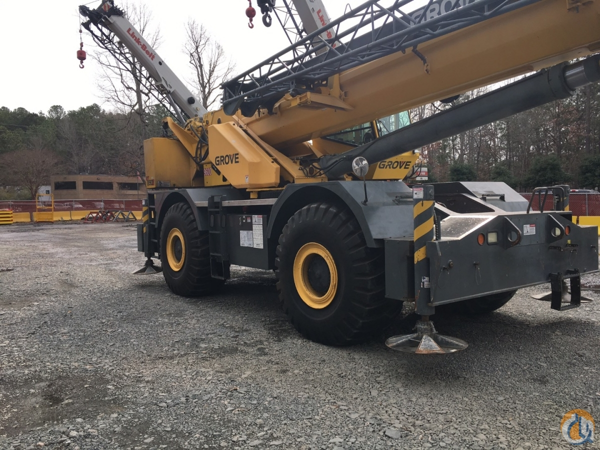 Grove RT890E For Sale Crane for Sale in Raleigh North Carolina on CraneNetwork.com