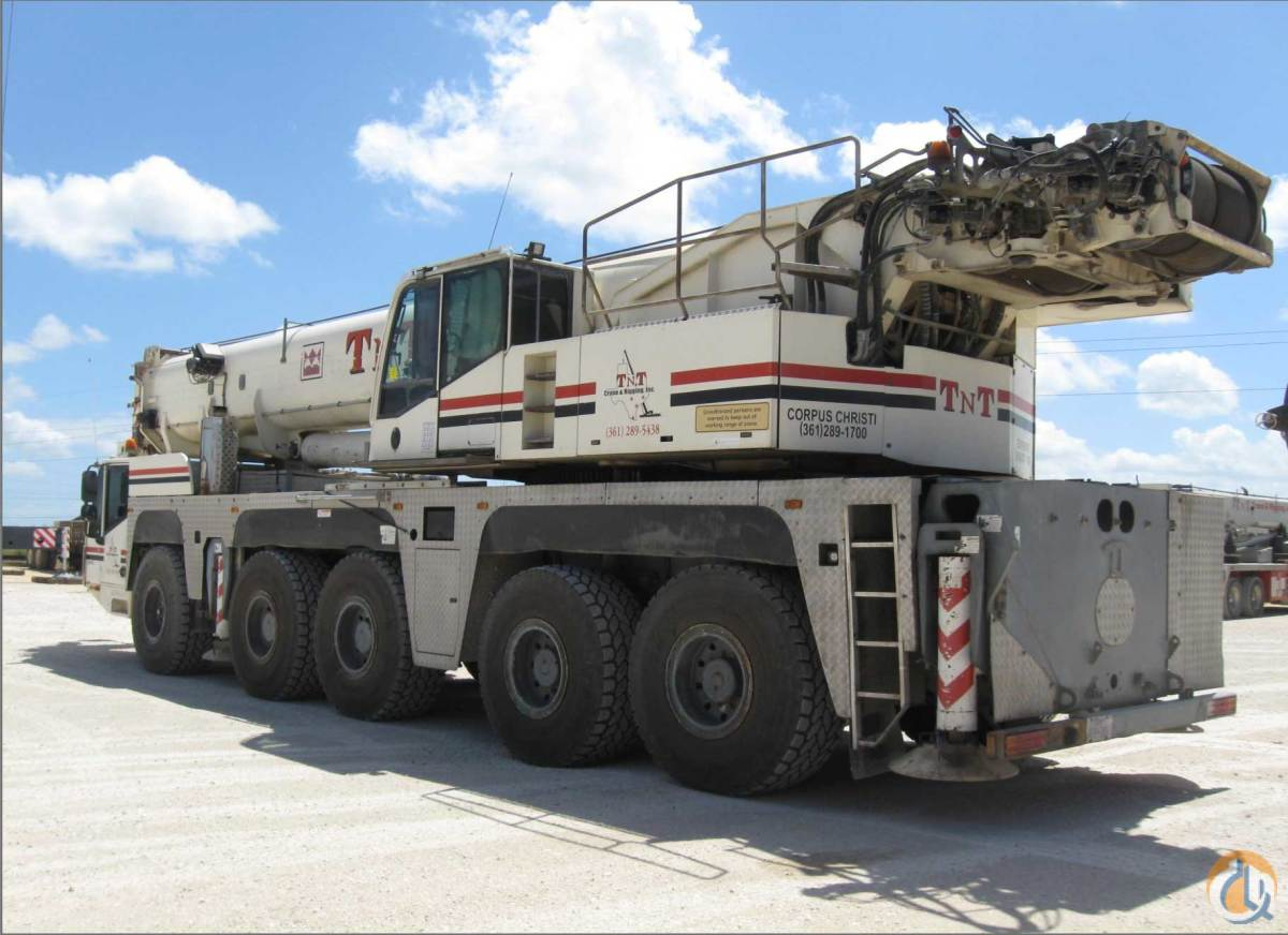 TerexDemag AC 200 - 240 Ton All Terrain Crane Crane for Sale on CraneNetwork.com