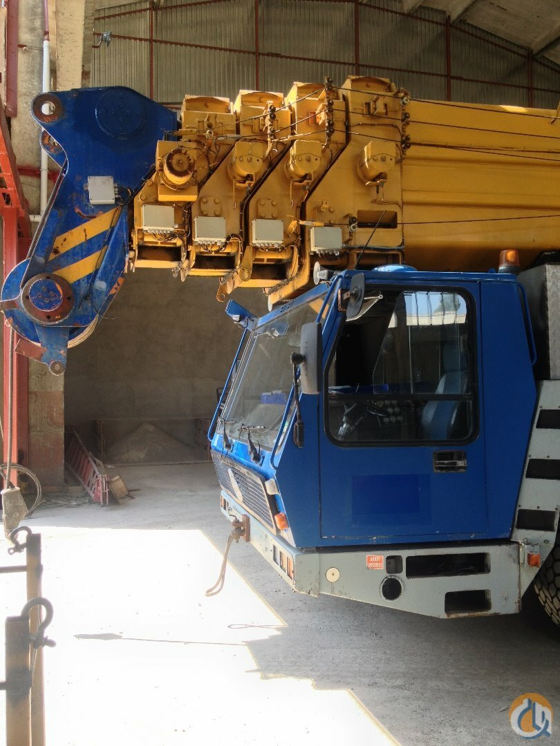 Sold KRUPP KMK6200 Crane for  on CraneNetwork.com