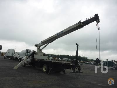 2012 FORD F750 Crane for Sale in Humble Texas on CraneNetworkcom
