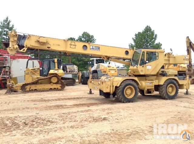 1999 Grove RT522B Rough Terrain Crane Crane for Sale in Shreveport Louisiana on CraneNetworkcom