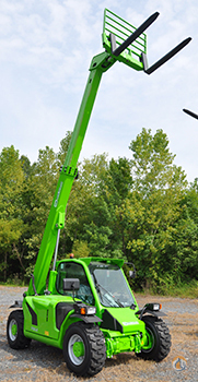 Merlo P256 ForkliftsTelehandler Forklifts Crane for Sale Compact P256 in Dallas  Texas  United States 214466 CraneNetwork