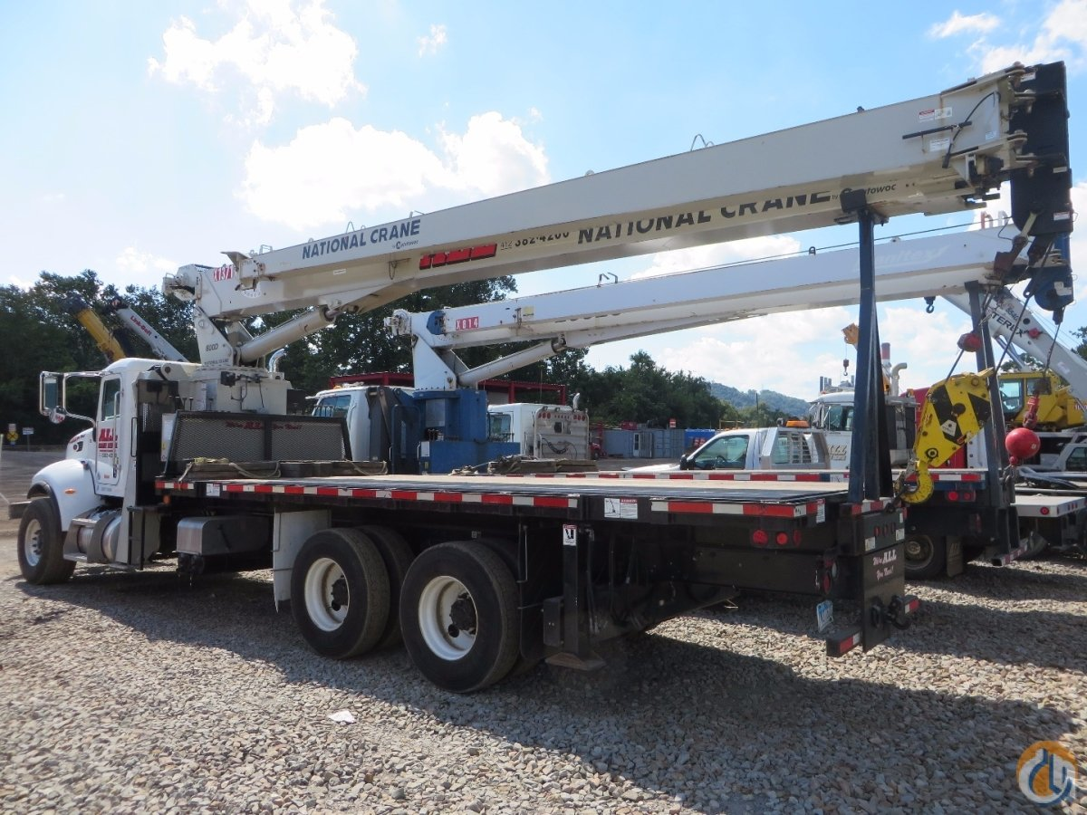 2013 NATIONAL 8100D Crane for Sale in Cleveland Ohio on CraneNetworkcom