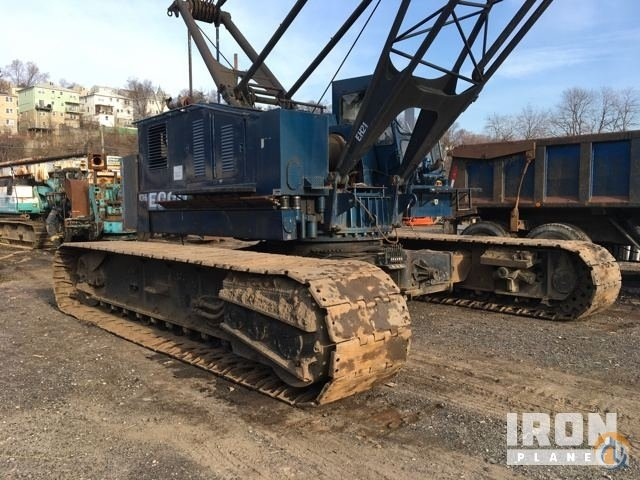 Sold Lima 700HC Lattice-Boom Crawler Crane Crane for  in Yonkers New York on CraneNetworkcom