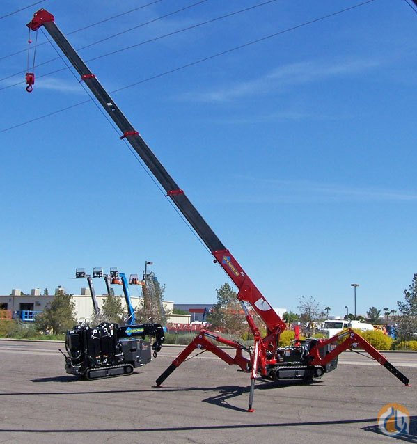 SPYDERCRANE Crane for Sale or Rent in Phoenix Arizona on CraneNetworkcom