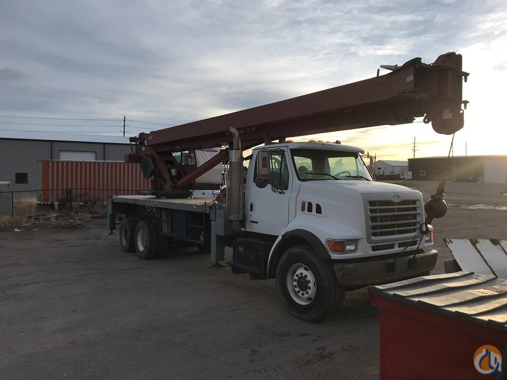 Xtreme Xr1245 Wiring Diagram Libraries Truck Crane Library2003 Manitex 38124 S Sterling Boom For Sale On
