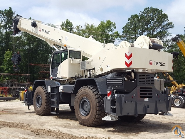 2016 TEREX QUADSTAR 1100 Crane for Sale or Rent in Durant Oklahoma on CraneNetwork.com