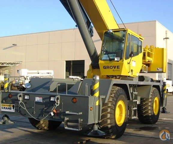 2012 GROVE RT600E T3 Crane for Sale in St. Augustine Florida on CraneNetwork.com