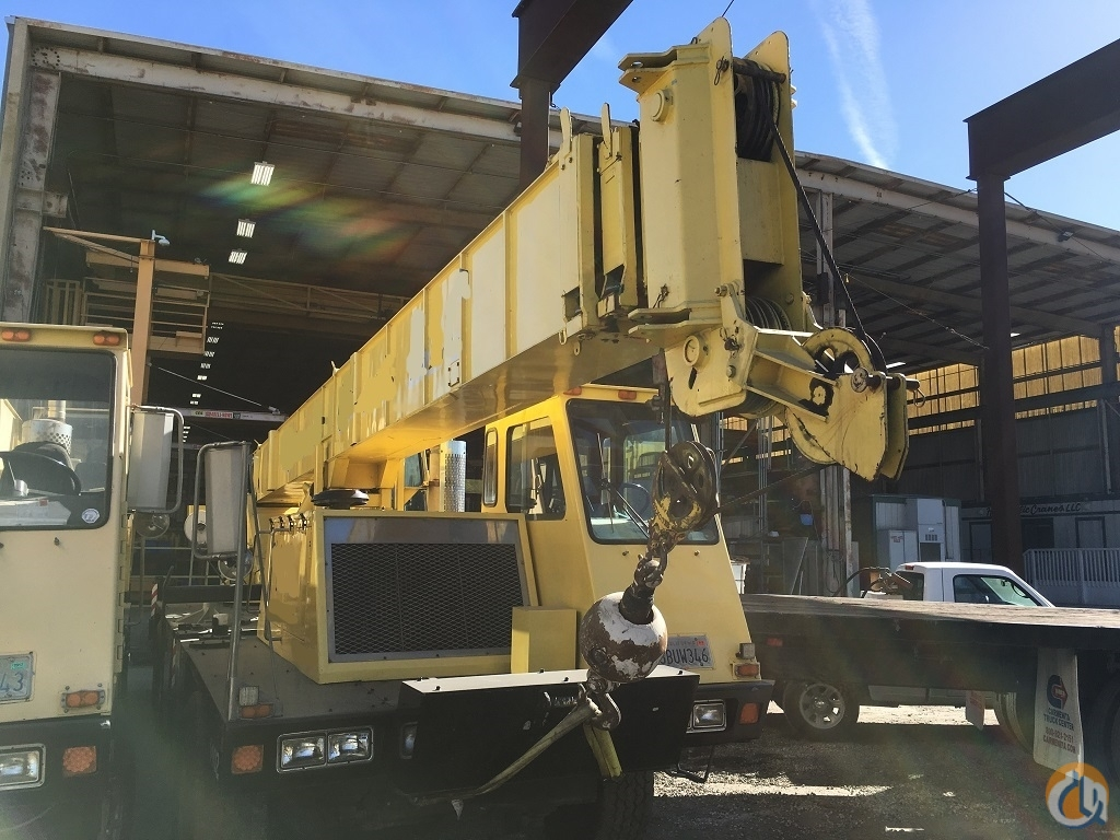 1992 Lorain MCH 145D Crane for Sale on CraneNetwork.com
