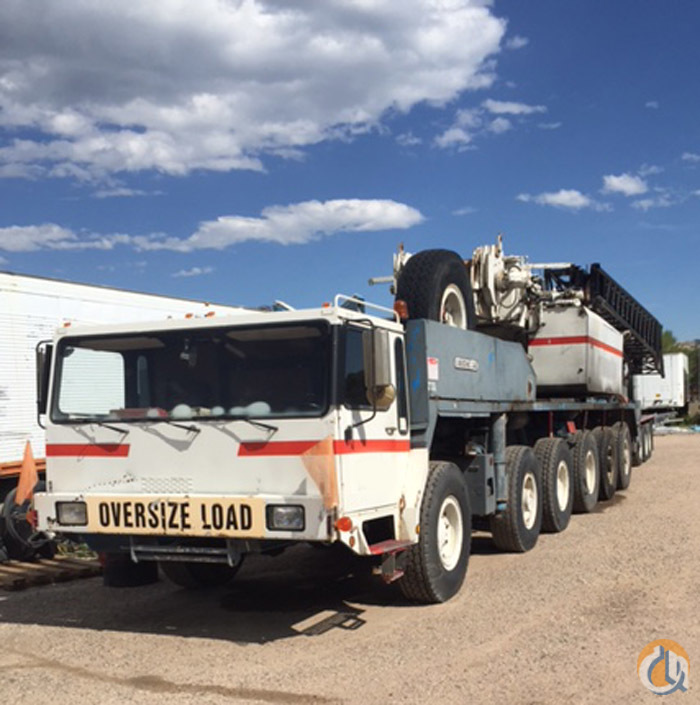 1992 Liebherr LTM1140 Crane for Sale on CraneNetwork.com