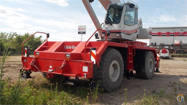 2013 LINK-BELT RTC-8050 SII Crane for Sale or Rent in Davenport Iowa on CraneNetwork.com