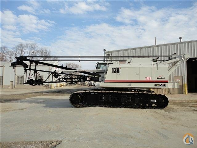 Link-Belt LS138H5 For Sale Crane for Sale in Baton Rouge Louisiana on CraneNetwork.com