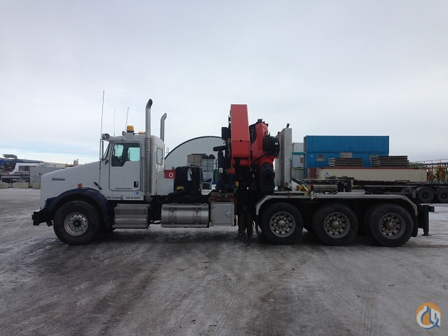 2013 Palfinger PK 72002 Performance G Crane for Sale in Calgary Alberta on CraneNetworkcom