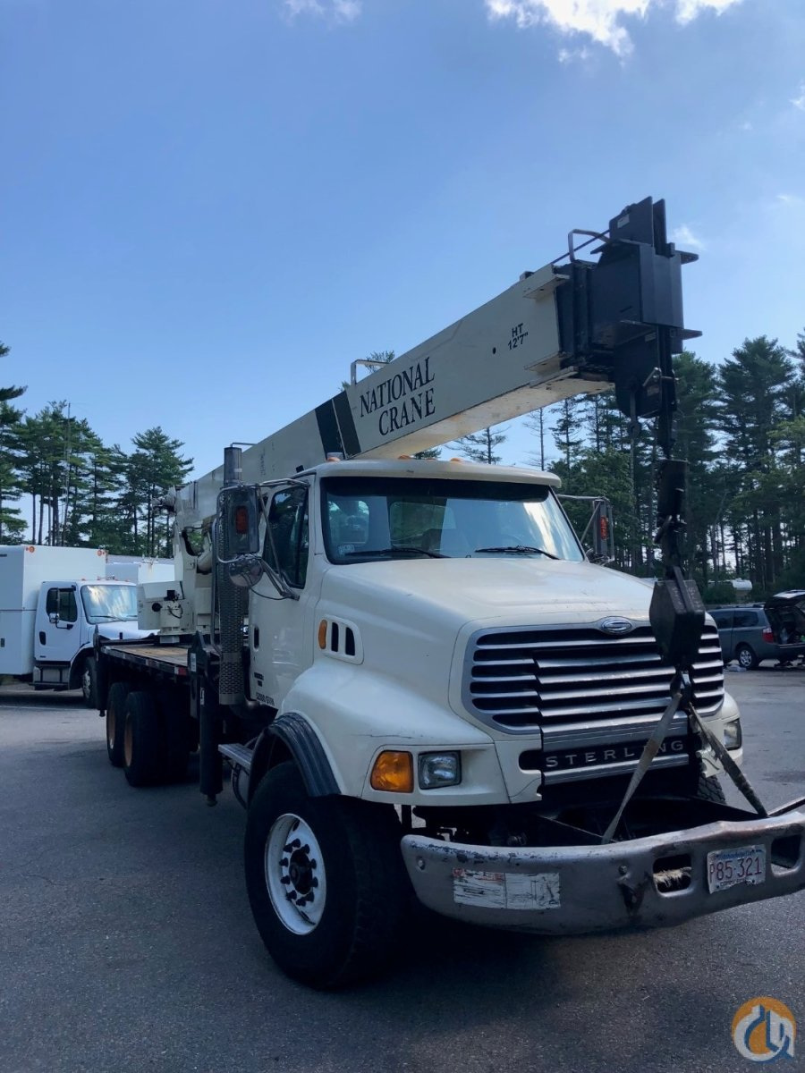 Sold 2006 National 13110 Crane for  in Plymouth Massachusetts on CraneNetwork.com