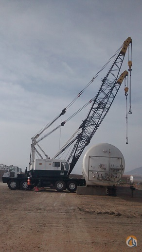 1978 PH 790-TC Crane for Sale in Lima District Lima Region on CraneNetworkcom