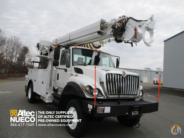 2011 Altec DC47-BR Crane for Sale in Birmingham Alabama on CraneNetworkcom