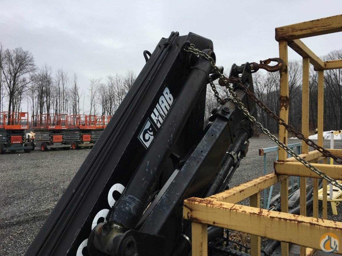 1994 HIAB 090 Unmounted Crane for Sale in Richfield Ohio on CraneNetwork.com