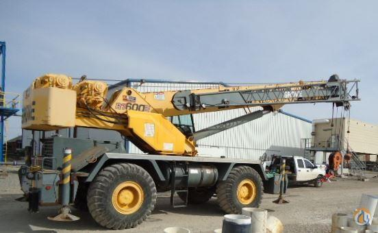 Grove CRANE RT650E Crane for Sale in Grand Prairie Texas on CraneNetwork.com