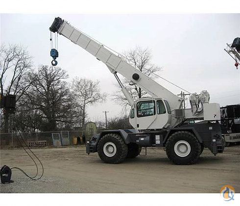 2003 Terex RT555 Crane for Sale on CraneNetwork.com