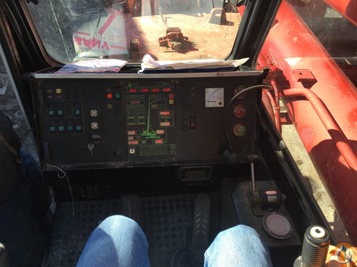 1998 GROVE GMK4080 Crane for Sale on CraneNetworkcom