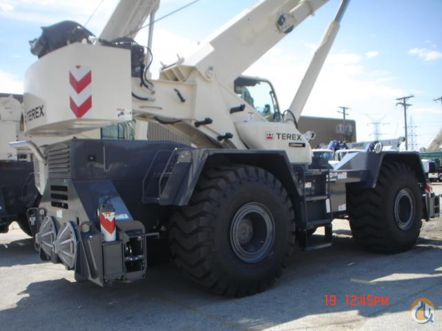 2016 TEREX RT780 Crane for Sale or Rent in Bridgeview Illinois on CraneNetworkcom