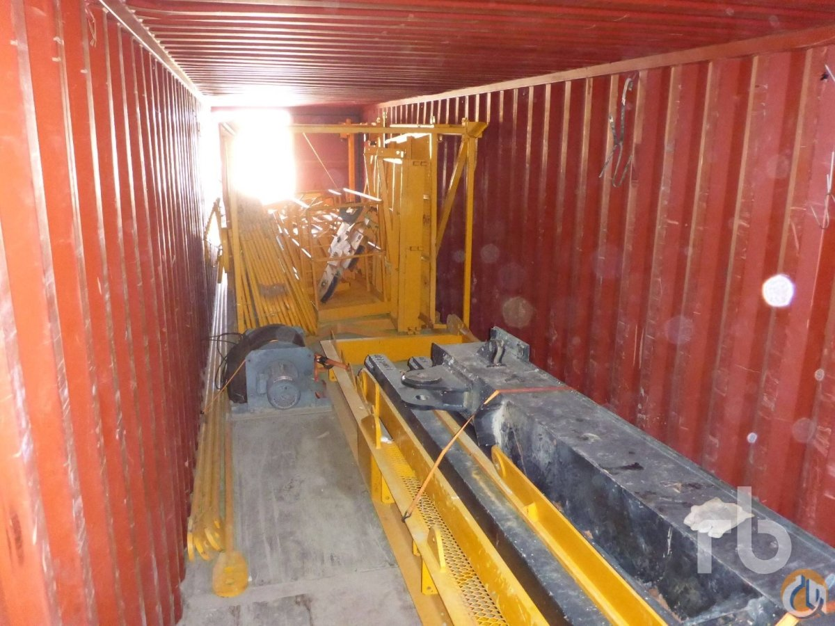 Sold 2012 ZOOMLION TC5613-6 Crane for  in Arar Northern Borders Province on CraneNetwork.com