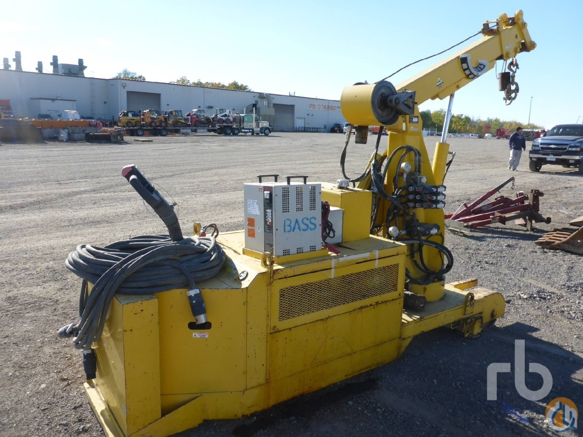 Sold 2009 ATI RBC4000SPW Crane for  in Toronto Ontario on CraneNetwork.com