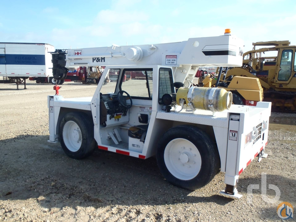 Sold P  H D851I Crane for  in Chicago Illinois on CraneNetworkcom