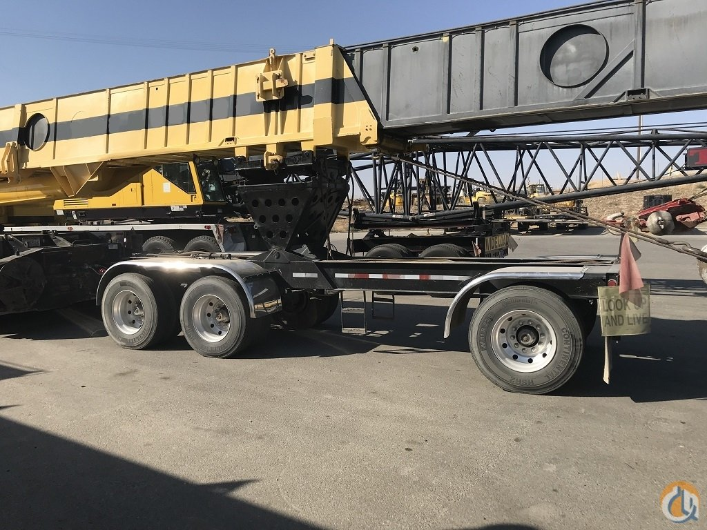 1997 Grove TM9120 Hydraulic Truck Crane for Sale on CraneNetwork.com