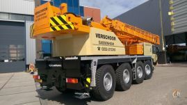 2007 Faun ATF 60-4 Crane for Sale in Sassenheim South Holland on CraneNetworkcom