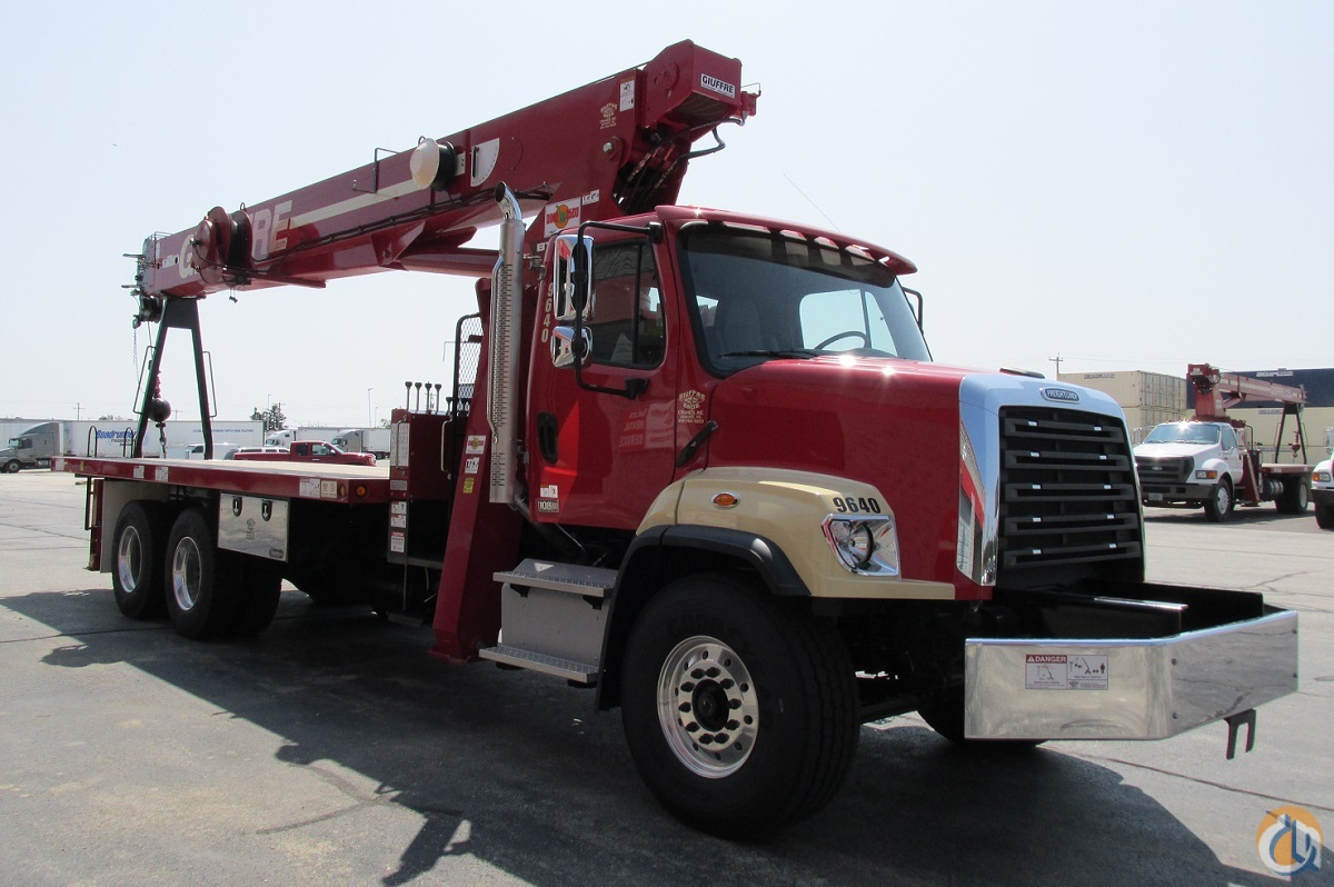 25 TON TEREX WITH 102 WORKING HEIGHT Crane for Sale or Rent in Milwaukee Wisconsin on CraneNetwork.com