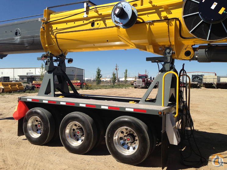 Greenfield 3-Axle Boom Dolly Crane for Sale in Union City Tennessee on CraneNetwork.com