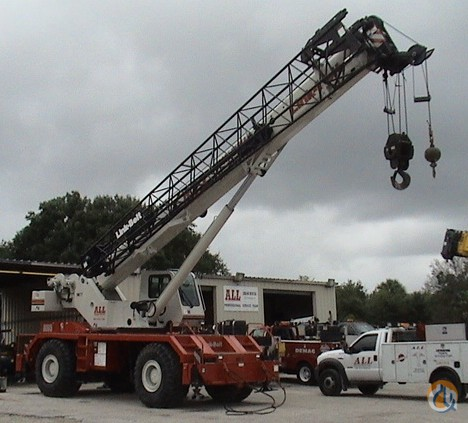 Link-Belt RTC-8065 SII For Sale Crane for Sale in Raleigh North Carolina on CraneNetwork.com