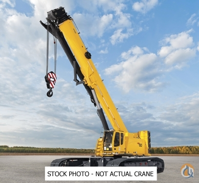 2015 Grove GHC130 Crane for Sale in Manchester Connecticut on CraneNetworkcom