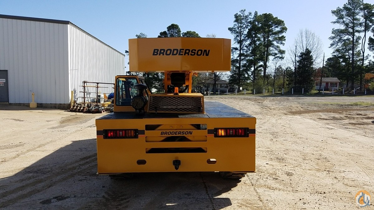 2011 BRODERSON IC-200-3G Crane for Sale on CraneNetwork.com