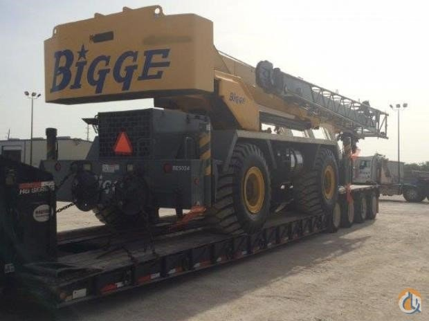 2005 GROVE RT650E Crane for Sale in Houston Texas on CraneNetwork.com