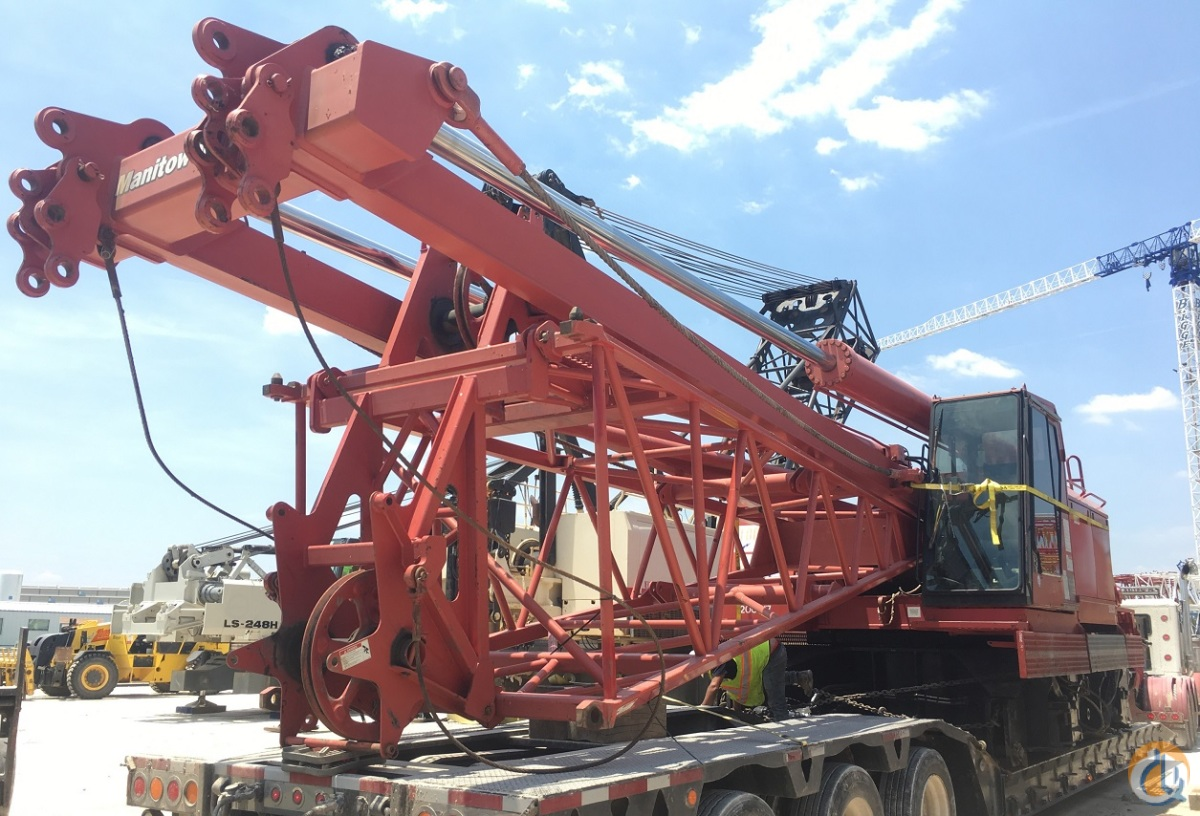 1999 Manitowoc 777 Crane for Sale in Truckee California on CraneNetwork.com