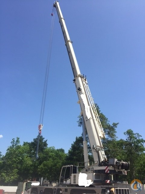 2012 Demag AC 140 Crane for Sale on CraneNetwork.com