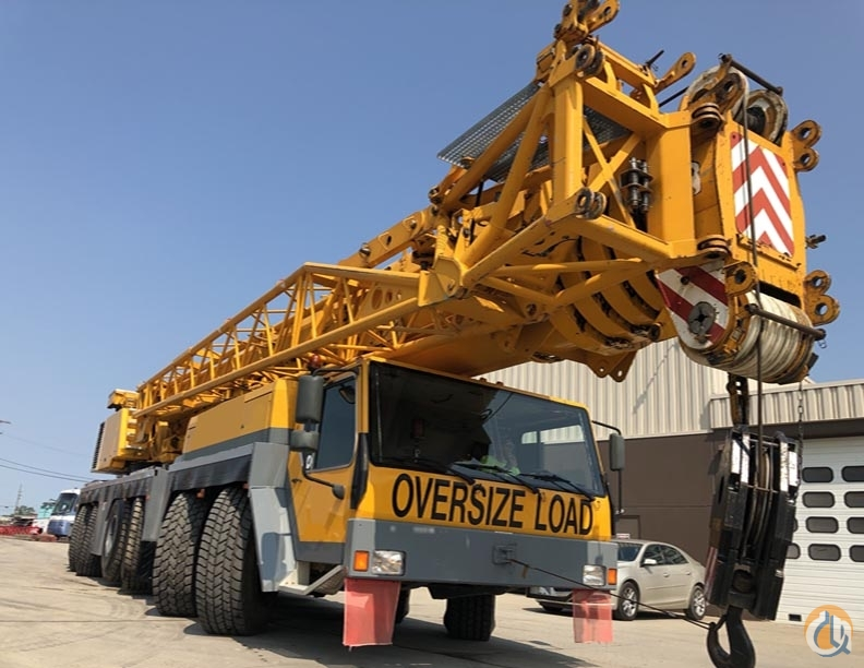 Liebherr LTM1300-1 Crane for Sale in Duluth Georgia on CraneNetwork.com