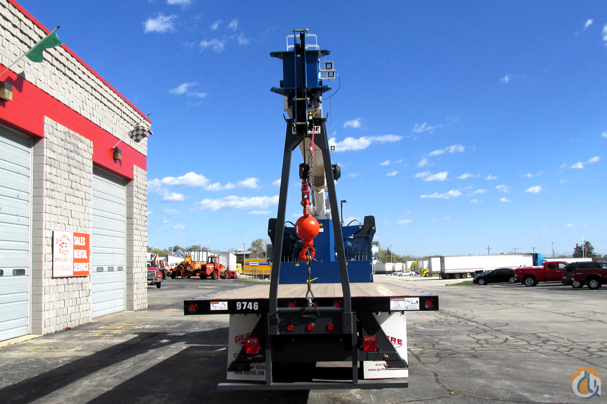 2015 MANITEX 1970 C Crane for Sale in West Palm Beach Florida on CraneNetwork.com