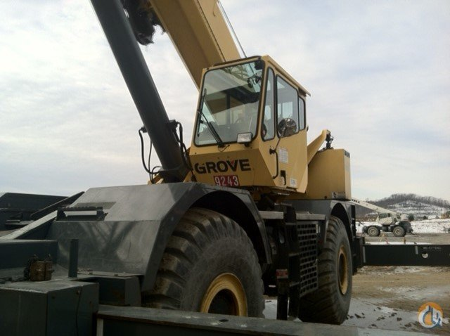 Grove RT875E For Sale Crane for Sale in Nitro West Virginia on CraneNetworkcom