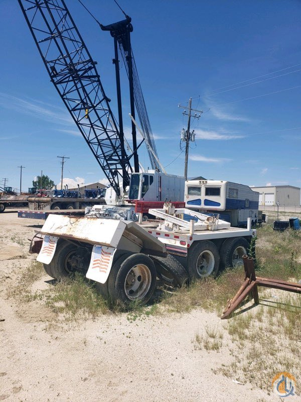 1982 LINK-BELT HC-238A Crane for Sale in Casper Wyoming on CraneNetwork.com
