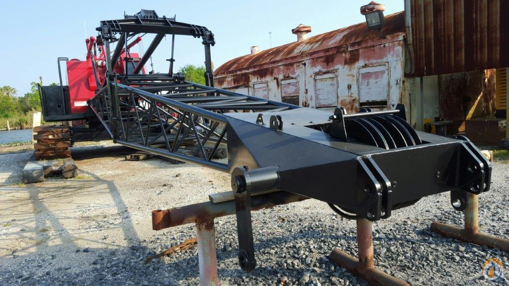 1981 Link-Belt LS-118 Crane for Sale in Houma Louisiana on CraneNetworkcom