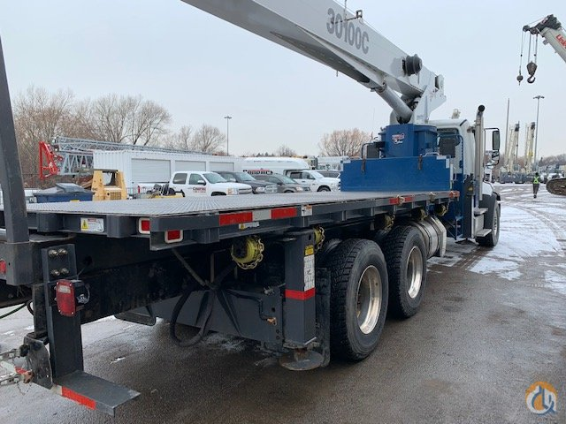 Sold 2017 MANITEX 30100C OD Crane for  in Oakville Ontario on CraneNetwork.com