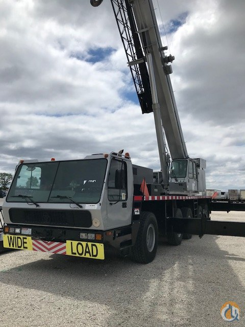Sold 1995 Krupp KMK 5110 Crane for  in Houston Texas on CraneNetwork.com