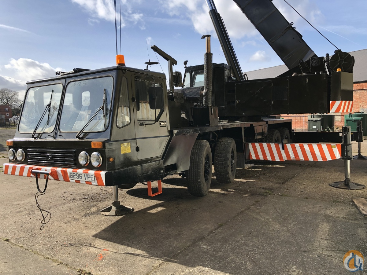 Sold 1989 Grove TM750E Crane for  on CraneNetwork.com