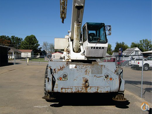 2012 Terex RT230 Crane for Sale in Truckee California on CraneNetwork.com