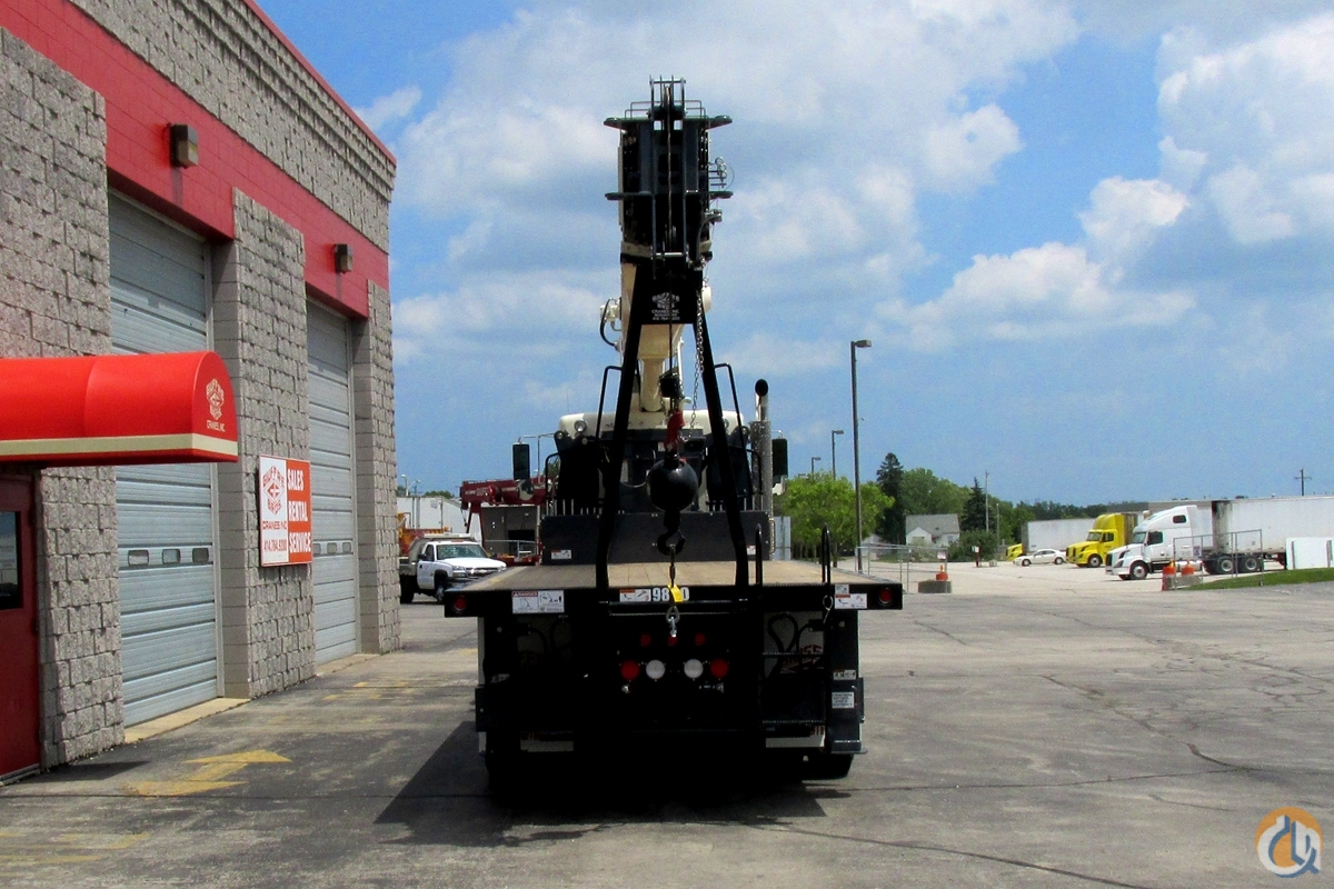 NEW TEREX 23.5 TON 92 BOOM ON KENWORTH T470 TRUCK Crane for Sale in Milwaukee Wisconsin on CraneNetwork.com