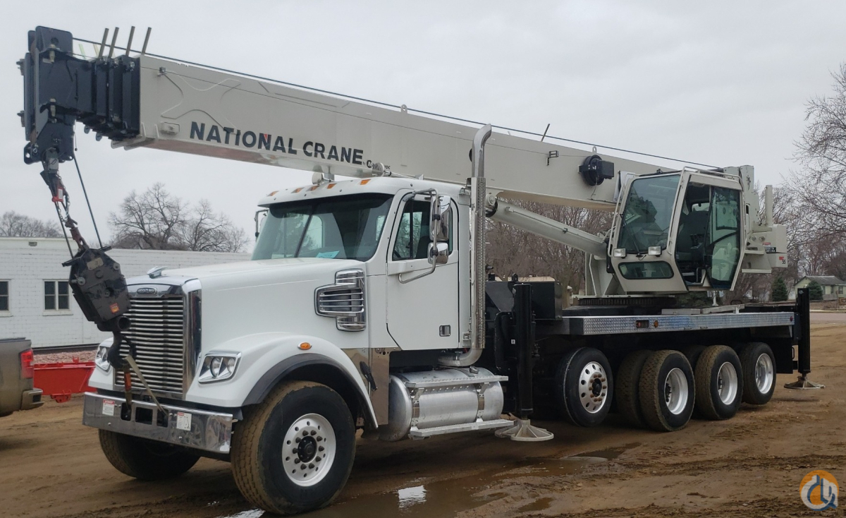 National NBT55-128 Crane for Sale in Canton South Dakota on CraneNetwork.com